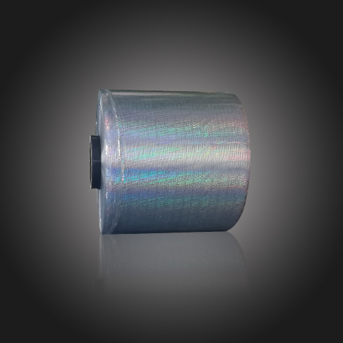 High quality Hologram Tear Off Ribbon/tear tape factory
